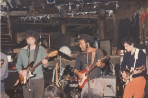 Shy five at CBGB
